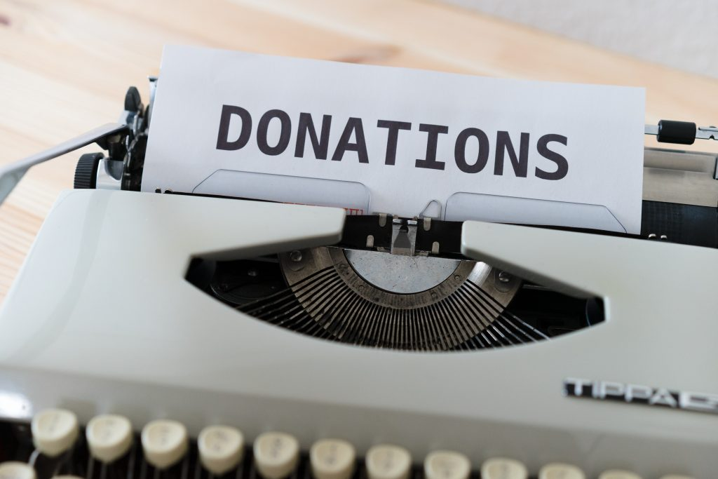 Stella Sea Fibersの売上の一部の寄付について